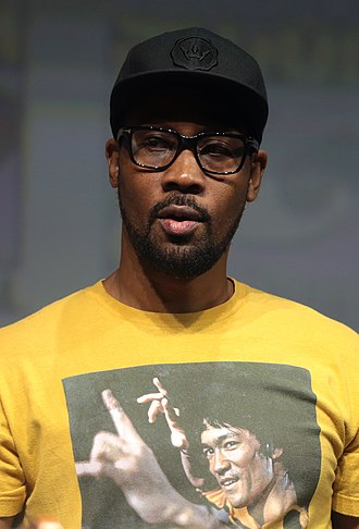 RZA - RZA at the 2018 San Diego Comic-Con International