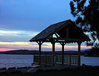 USA - Nowy Jork, Tupper Lake, Widok na muzeum hist