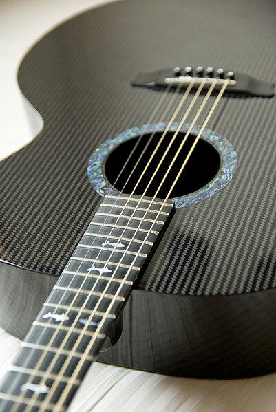 costruzione della chitarra acustica