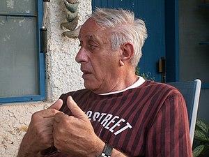 2008 in Israel - Ralph Klein