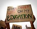 Rally to Save Higher Education, Baton Rouge Louisiana 2010 - 01.jpg