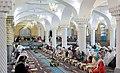Ramadan 1439 AH, Qur'an reading at Jameh Mosque of Sanandaj - 29 May 2018 17.jpg