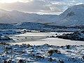 Rannoch Moor winter scene - geograph.org.uk - 1166196.jpg