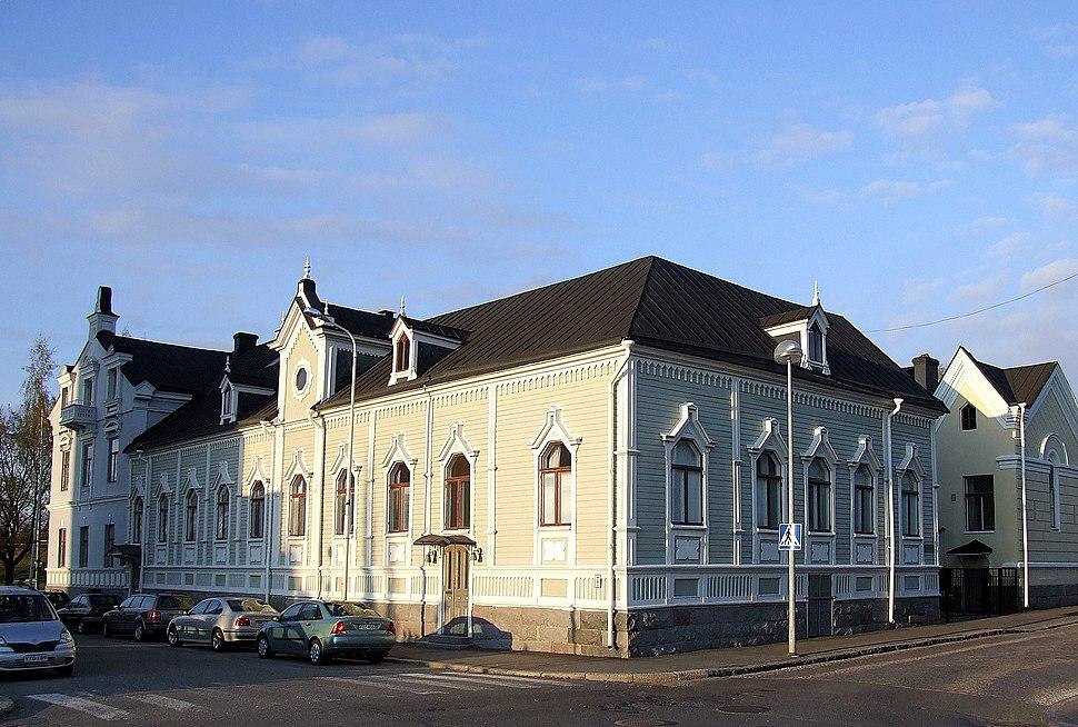 Rantakatu 1 Oulu 2006 05 16