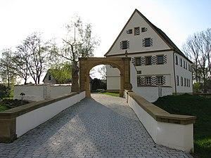 Unterschneidheim - Town hall Unterschneidheim