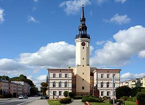 Strzelce Opolskie - Town hall