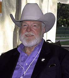 Red Steagall at the 2007 Texas Book Festival.