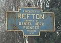 Refton, PA keystone marker.jpg