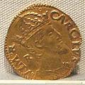 Regno di napoli, carlo V imperatore, oro, 1516-1556, 05.JPG