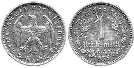 5 рейхсмарок 1933 куплю монеты керчь