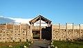 Rekonstrukce keltské klešťovité brány.jpg