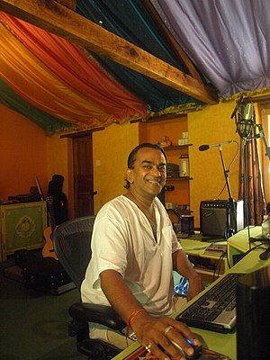Remo Fernandes - Image: Remo Fernandes, prominent musician from Goa 01