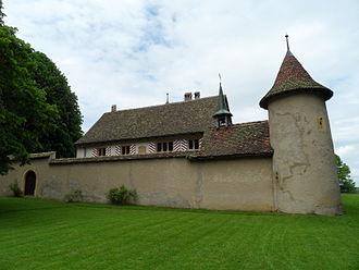 Raymontpierre Castle - Raymontpierre Castle
