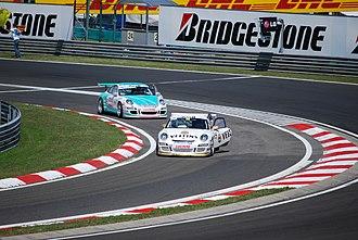 2009 Porsche Supercup - Jeroen Bleekemolen and René Rast occupied the top two positions in the championship, with Bleekemolen retaining his title.