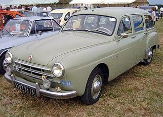 Renault Frégate - Renault Domaine