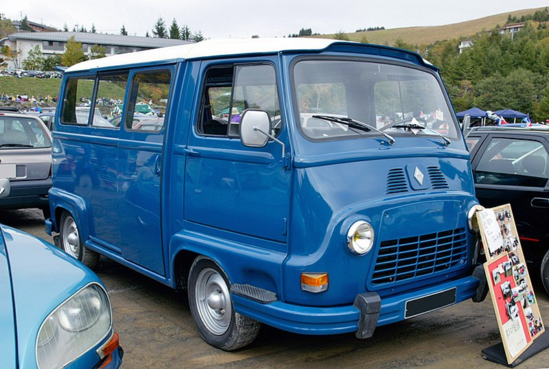 Renault estafette 1959 1980 f rum autoportal for Interieur estafette