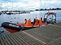 Rescue Boat, Kinnego Marina - geograph.org.uk - 906939.jpg