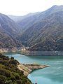 Reservoir in the San Gabriel Mountains.jpg
