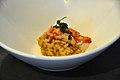 Restaurant Lluçanès Ris med safran og krebs (4253975487).jpg