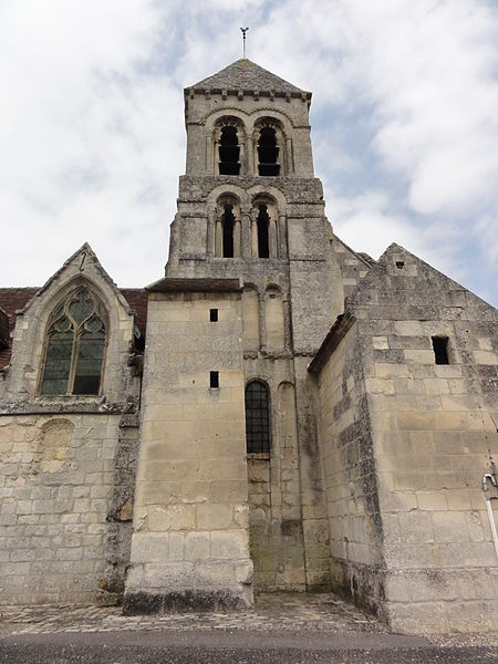 Retheuil (Aisne) église