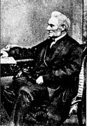 William Wyatt Gill - Rev. William Wyatt Gill, late-19th century.
