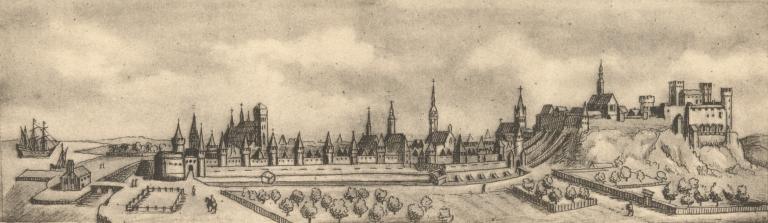 Reval im Jahre 1650