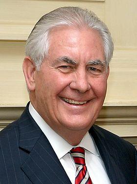 Rex Tillerson De Wikipedia