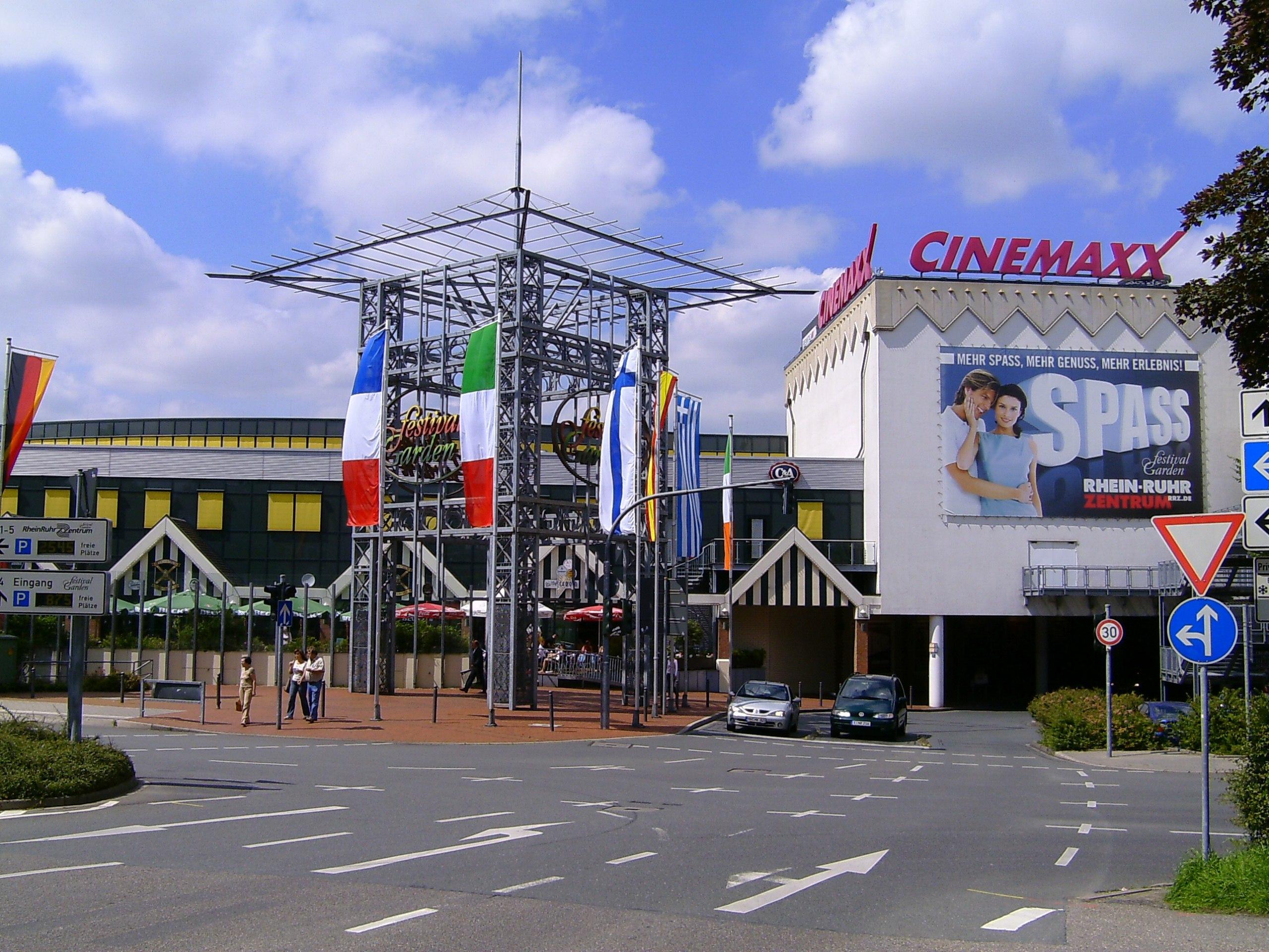 Cinemaxx Mülheim Ad Ruhr