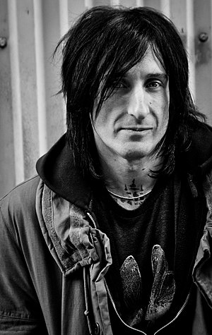 Richard Fortus - Fortus in 2012.