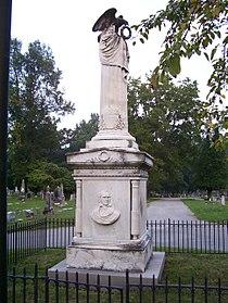 Richard Mentor Johnson grave.JPG