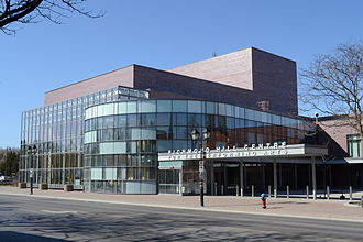 Richmond Hill, Ontario - Richmond Hill Centre for the Performing Arts