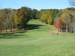 George Fazio - Ridgefield Golf Course 6th Tee Box (men's)