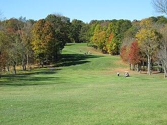 George Fazio - Ridgefield Golf Course 6th Tee Box (men's)