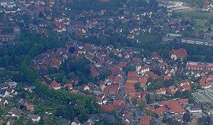 Rietberg - Image: Rietberg town centre