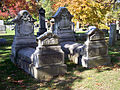 Risher (Daniel and Sarah), Lebanon Church Cemetery, 2015-10-23, 02.jpg