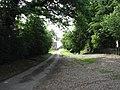 Road past St Michael's church - geograph.org.uk - 1345330.jpg