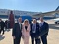 Robert Aderholt - Anca Faur - Buzz Aldrin - Jim Bridenstine 2019.jpg