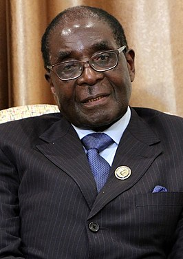 Robert Mugabe - Wikipedia, the free encyclopedia