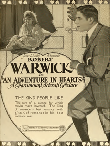 Robert Warwick The Adventure in Hearts Film Daily 1919.png