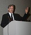 Robert X Cringely keynote 2006-10-05.jpg