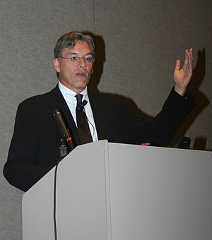 Robert X. Cringely - Cringely delivers the keynote speech at the 2006 CODI Conference in Salt Lake City