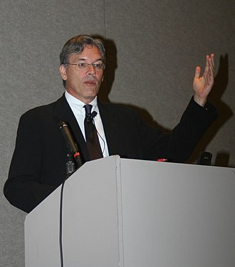 Robert X. Cringely - Cringely delivers the keynote speech at the 2006 CODI Conference in Salt Lake City.
