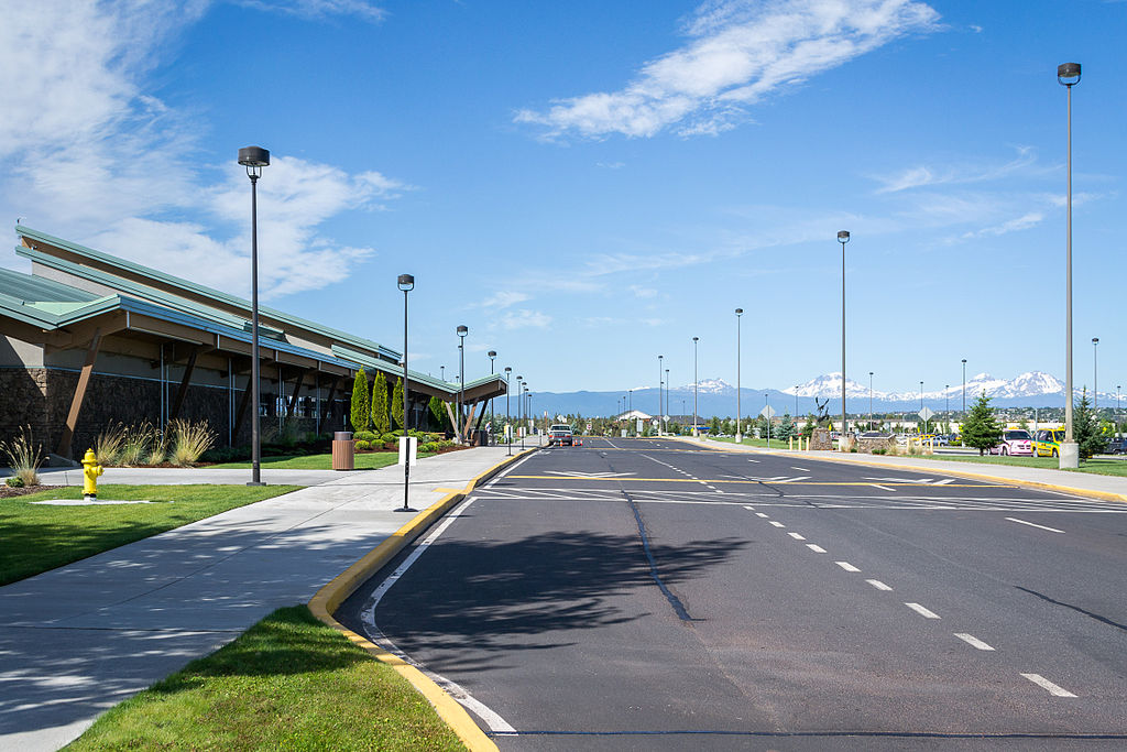 Redmond Municipal Airport in Oregon