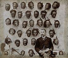 Horatio Gordon Robley y su colección de cabezas maoríes