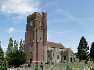 Rochford - Image: Rochford, Essex St.Andrews Church