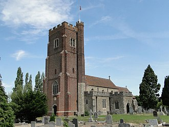 Rochford - Image: Rochford, Essex St.Andrews Church