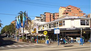 Rockdale, New South Wales - Café Culture, King Street