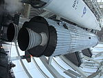 Rocket in Leicester.JPG