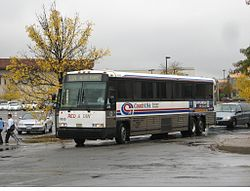 Rockland Coaches 11A bus in Nanuet.jpg