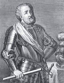 Si Rodrigo Díaz de Vivar.